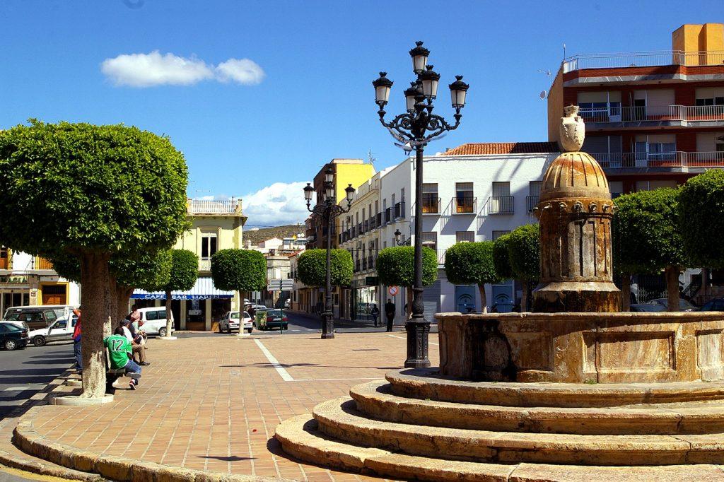 fuente pueblo almeria