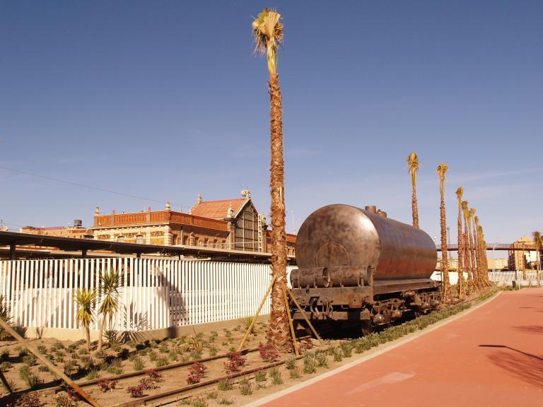 estación intermodal almería