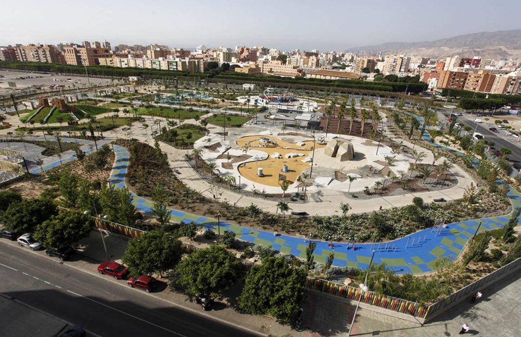 parque para niños almeria
