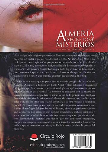 secretos y misterios almeria